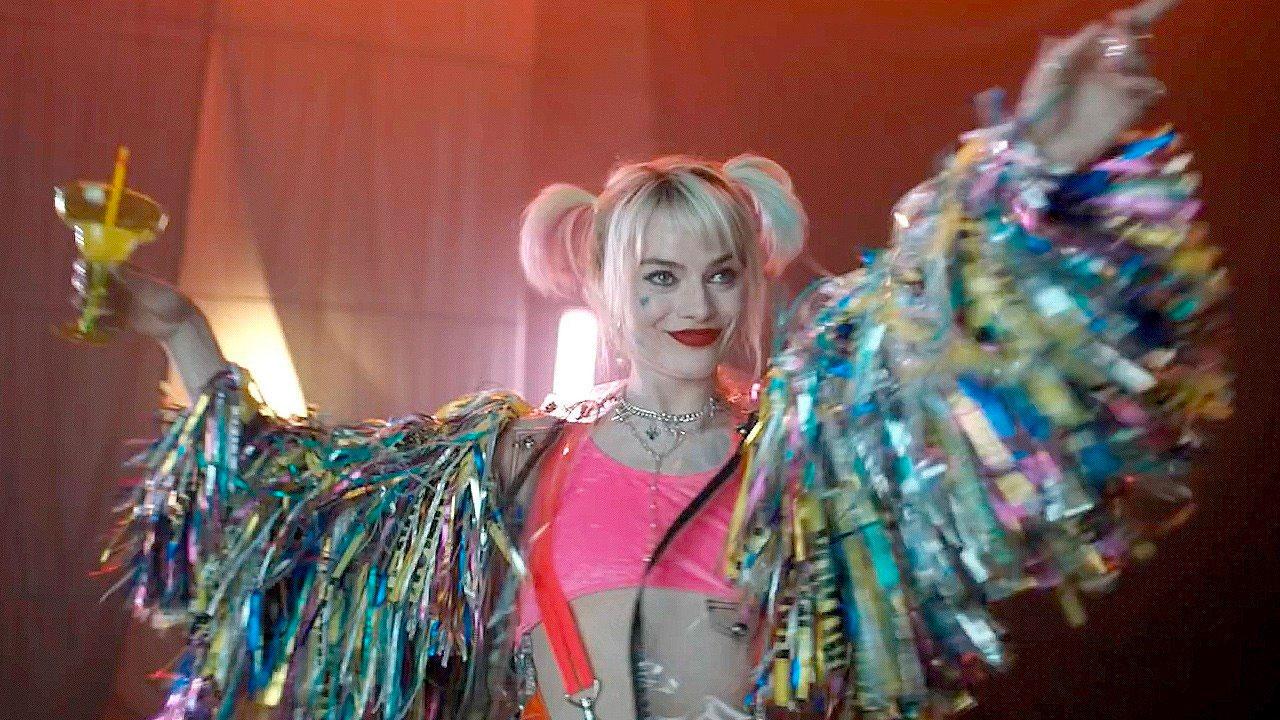 In foto Margot Robbie (31 anni) Dall'articolo: Birds of Prey (E la Fantasmagorica Rinascita di Harley Quinn), da giovedì 6 febbraio al cinema.