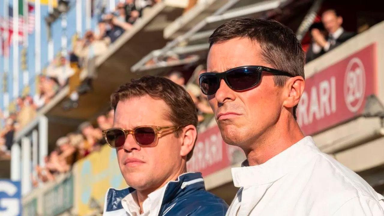 In foto Matt Damon (51 anni) Dall'articolo: Le Mans '66 - La Grande Sfida, da giovedì 14 novembre al cinema.