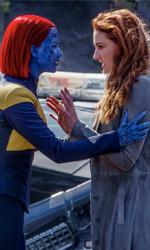 In foto Jennifer Lawrence (29 anni) Dall'articolo: Gli X-Men esordiscono in vetta al box office. Scavalcato Aladdin.