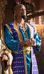 In foto Will Smith (52 anni) Dall'articolo: Testa a testa tra tre film per la vetta del Box office: vince Aladdin che arriva a 12,4 milioni totali.