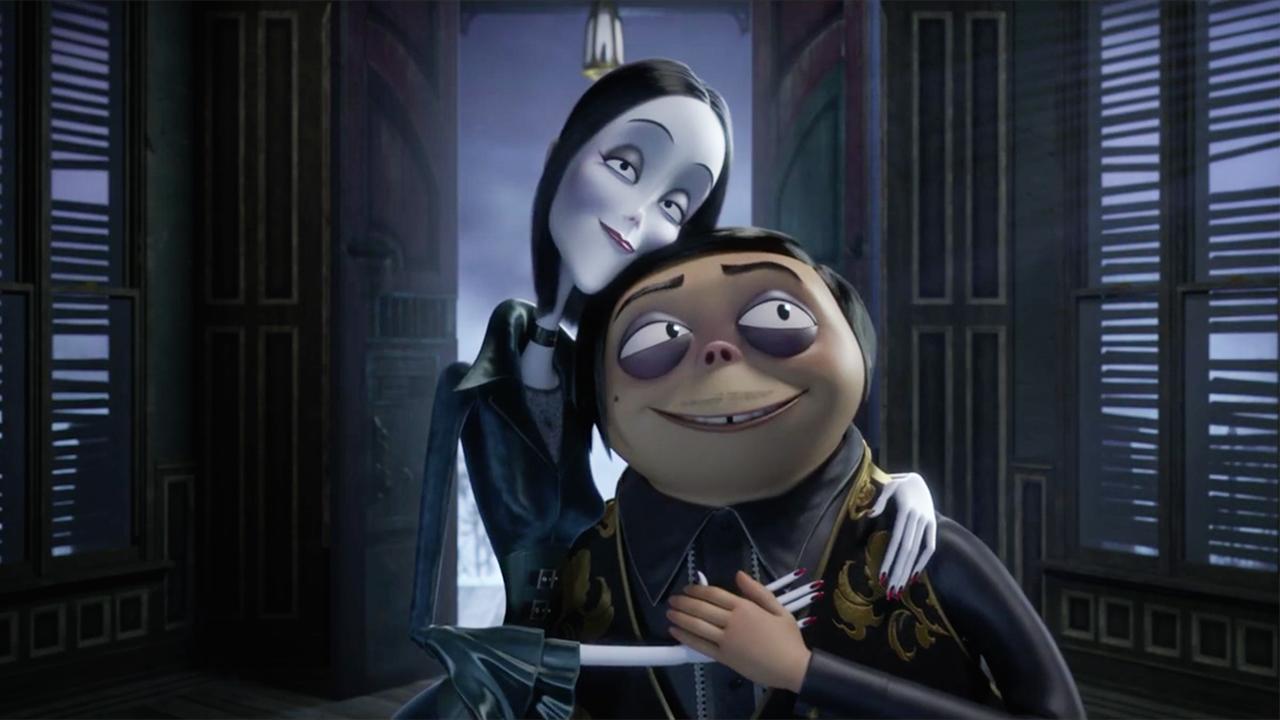 -  Dall'articolo: La Famiglia Addams sta per tornare al cinema, in versione animata.