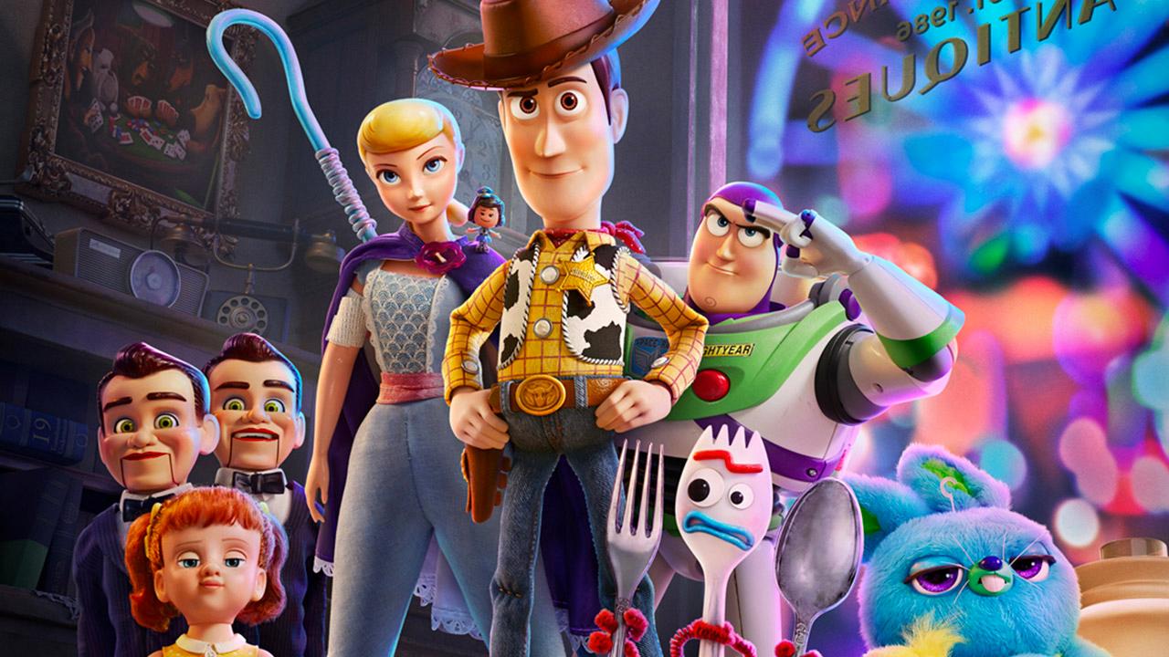 -  Dall'articolo: Toy Story 4, un epilogo edificante, divertente e delicato.