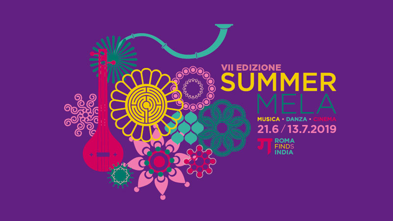 Summer Mela 2019, la cultura indiana arriva a Roma