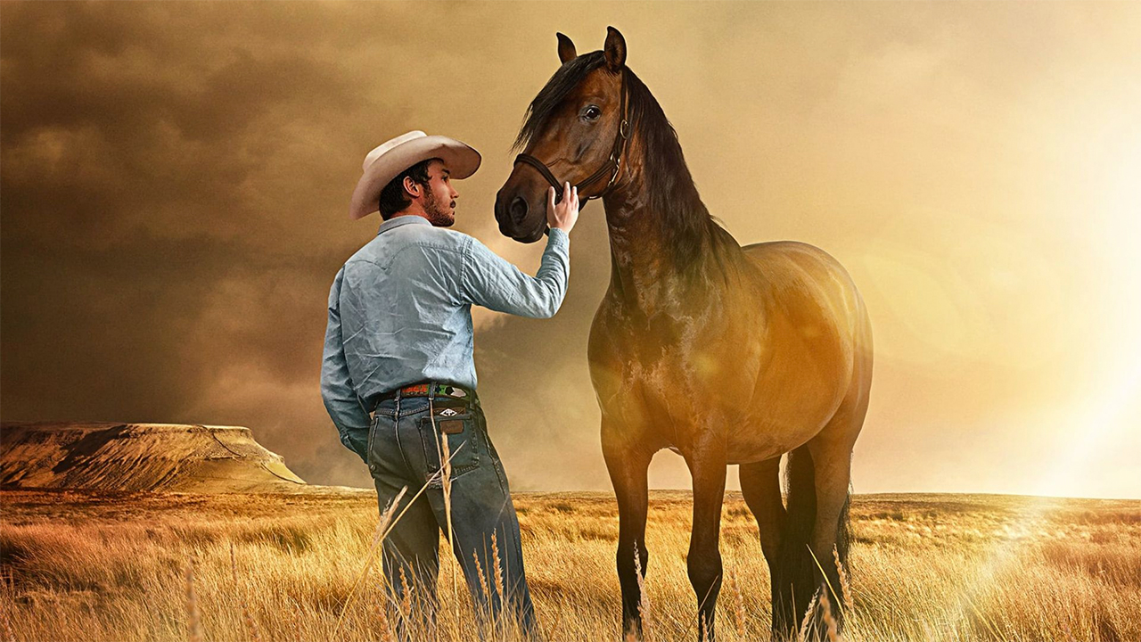 In foto Brady Jandreau Dall'articolo: The Rider, l'epopea autobiografica di un cowboy alla riconquista del proprio destino.