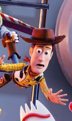 -  Dall'articolo: Primo milione di euro raggiunto per Toy Story 4 che si conferma in testa al Box Office.
