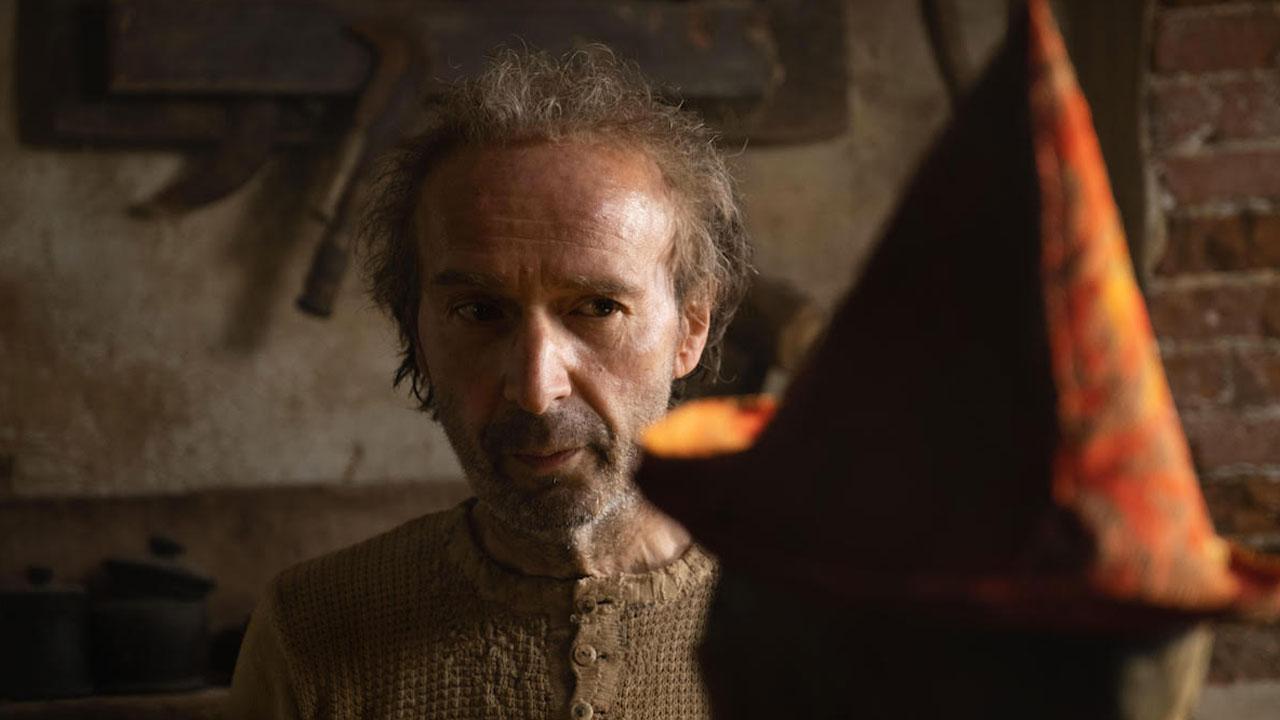 In foto Roberto Benigni (68 anni) Dall'articolo: Pinocchio, il trailer ufficiale del film [HD].