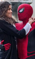 In foto Tom Holland (23 anni) Dall'articolo: È il giorno di Spider-Man: Far from Home. Quanto può incassare in Italia?.