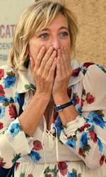 In foto Valeria Bruni Tedeschi (57 anni) Dall'articolo: I villeggianti, su IBS il DVD delle molteplici solitudini di Valeria Bruni Tedeschi.