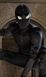 In foto Tom Holland (23 anni) Dall'articolo: Spider-Man non teme l'estate e arriva in zona 3 milioni complessivi.