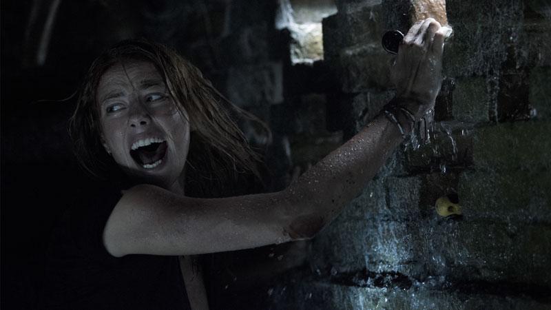 Crawl - Intrappolati, l'horror prodotto da Sam Raimi in anteprima a Cinecittà World