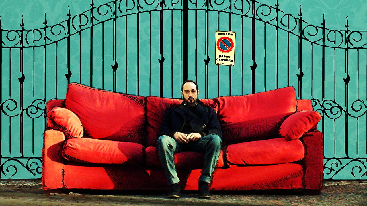 In foto Daniele Parisi Dall'articolo: L'ospite, il trailer e il poster ufficiali del film di Duccio Chiarini.