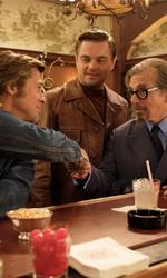 In foto Brad Pitt (56 anni) Dall'articolo: C'era una volta... a Hollywood esce negli USA in oltre 3500 sale.