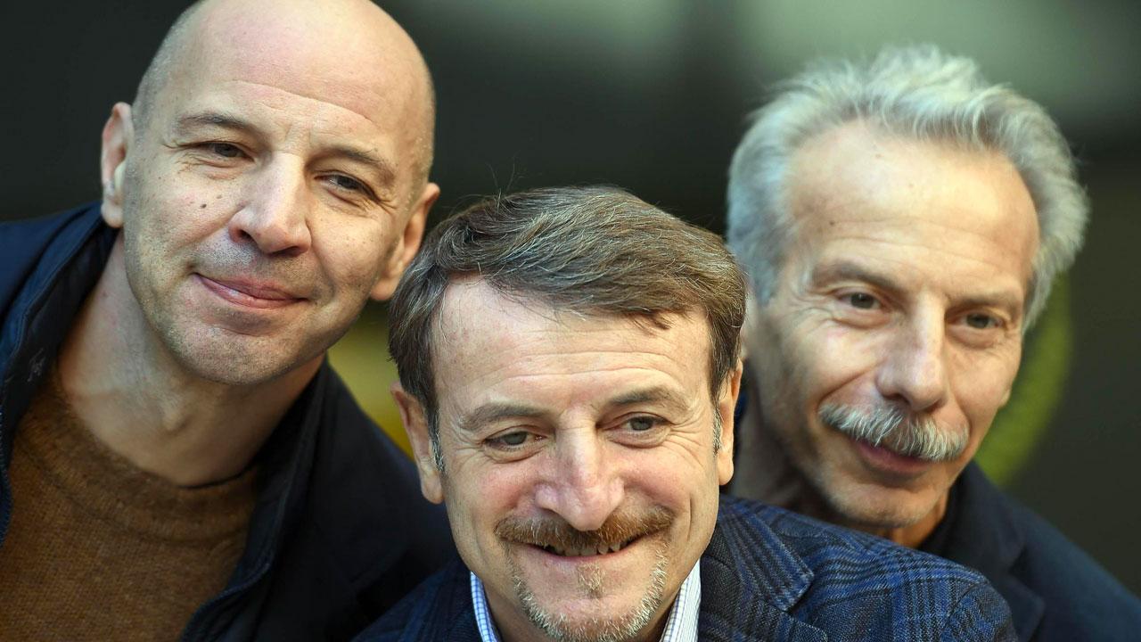 -  Dall'articolo: Odio l'Estate, Aldo Giovanni e Giacomo pronti per il loro prossimo film.