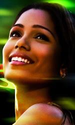 In foto Freida Pinto (35 anni) Dall'articolo: The Millionaire, come è lontana l'India del film da Oscar di Danny Boyle.