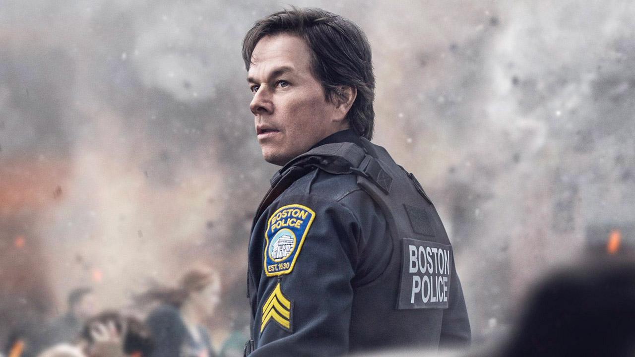 In foto Mark Wahlberg (49 anni) Dall'articolo: Boston - Caccia all'uomo, la reazione di una città incapace di arrendersi.