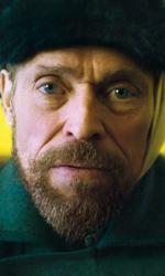 In foto Willem Dafoe (65 anni) Dall'articolo: Van Gogh - Sulla soglia dell'eternità, un poetico viaggio nella mente di un artista immortale.