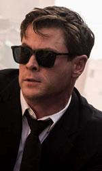 In foto Chris Hemsworth (37 anni) Dall'articolo: Box office, Men in Black International mantiene la testa della classifica.