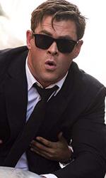 In foto Chris Hemsworth (37 anni) Dall'articolo: Men In Black: International: ritorno alle origini, tra intrattenimento e società.