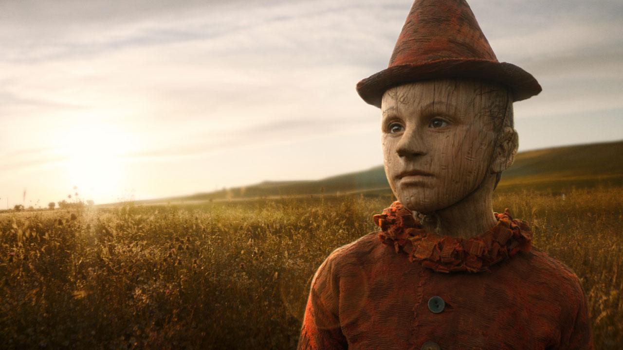 In foto Federico Ielapi Dall'articolo: Pinocchio, Federico Ielapi è il celebre burattino nel film di Matteo Garrone.