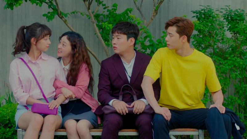 Shin Hye e Lee Min ho incontri