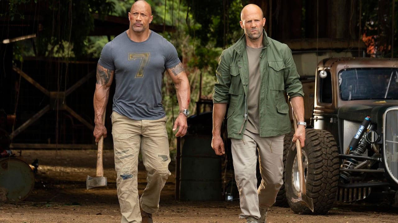 -  Dall'articolo: Hobbs & Shaw, primo al box office in poche ore.