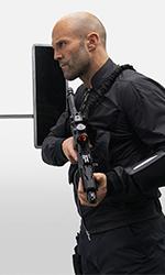 In foto Jason Statham (52 anni) Dall'articolo: Hobbs & Shaw non frena la corsa e incassa (di lunedì) altri 350mila euro.