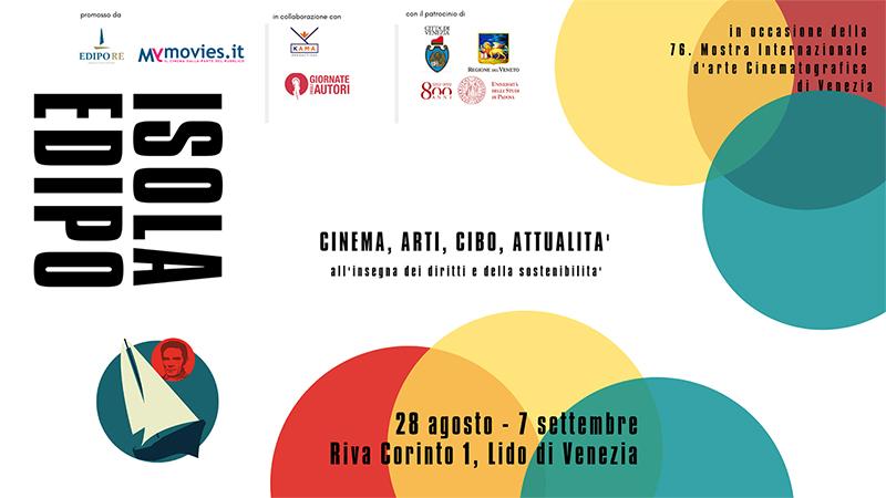 ISOLA EDIPO, il programma completo dell'edizione 2019