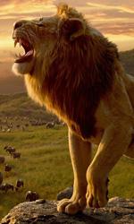 -  Dall'articolo: Il Re Leone domina sovrano al Box Office: altri 2,6 milioni nella giornata di ieri.
