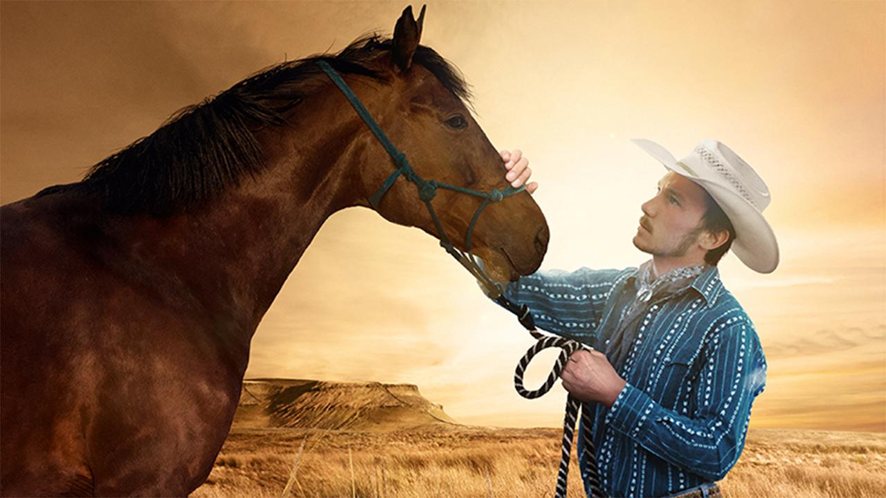 In foto Brady Jandreau Dall'articolo: The Rider - Il sogno di un cowboy, un magnifico incrocio tra realtà e finzione.