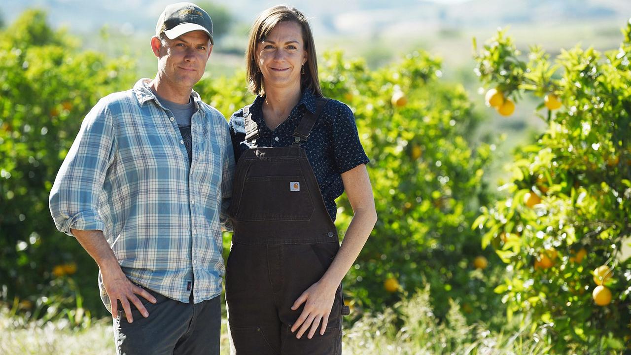 In foto John Chester Dall'articolo: La fattoria dei nostri sogni racconta il cinema di noi stessi.