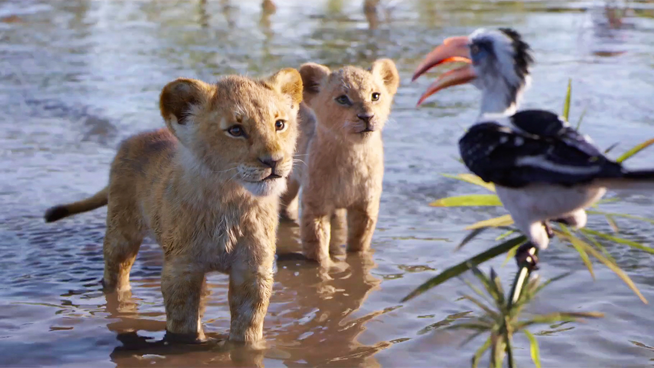-  Dall'articolo: Il Re Leone viaggia con una spettacolare media di 2 milioni al giorno.