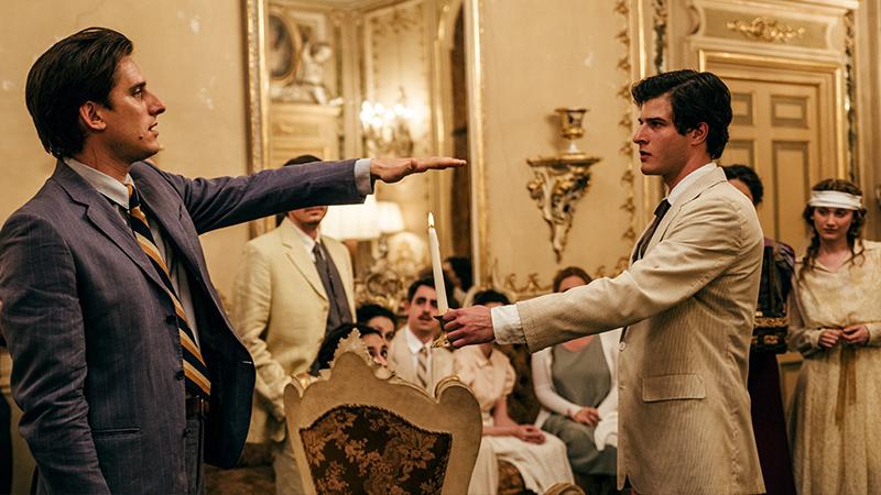 In foto Luca Marinelli (35 anni) Dall'articolo: Martin Eden è per certi versi un film di genere, e quel genere è l'horror.