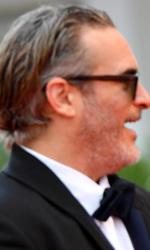In foto Joaquin Phoenix (46 anni) Dall'articolo: Venezia 76, vince il Leone d'Oro Joker.