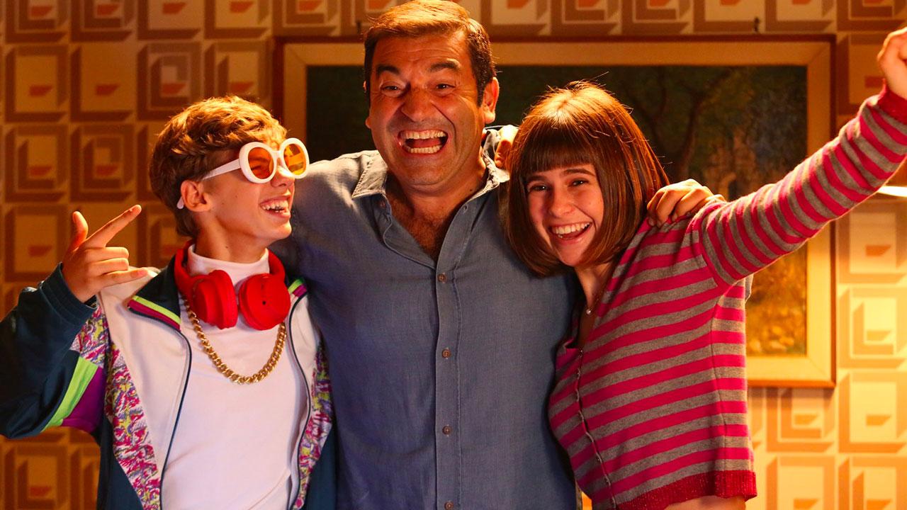 In foto Max Giusti (53 anni) Dall'articolo: Appena un Minuto, il trailer ufficiale del film [HD].
