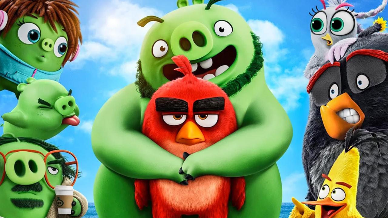-  Dall'articolo: Angry Birds 2, un sequel divertente, sbullonato e adatto a tutti.