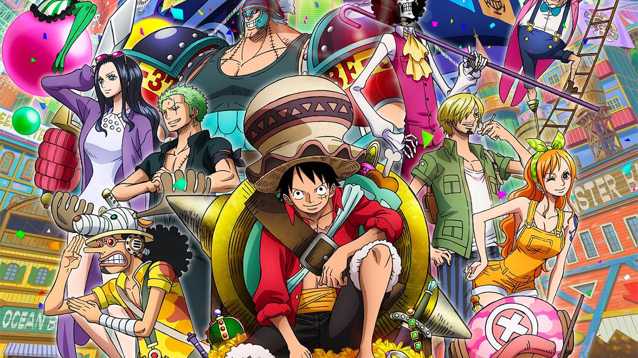 Alle One Piece Filme