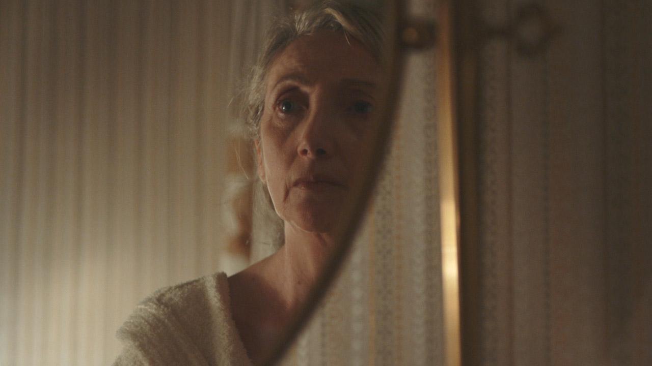 In foto Lunetta Savino (64 anni) Dall'articolo: Rosa, guarda l'inizio del film con Lunetta Savino.
