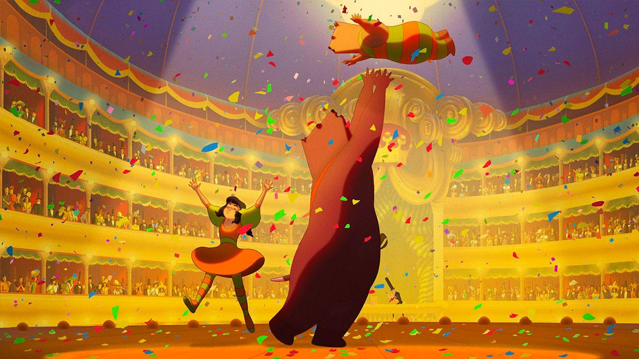 -  Dall'articolo: La famosa invasione degli orsi in Sicilia, da giovedì 7 novembre al cinema.