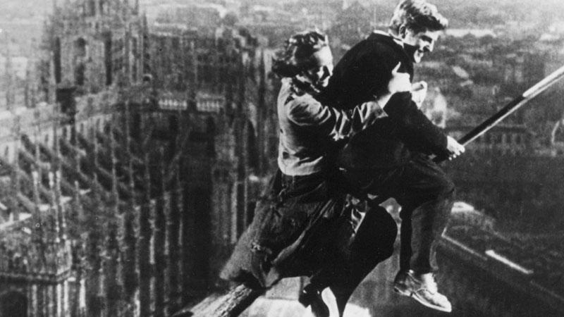 Miracolo a Milano, lo sperimentale film di Vittorio De Sica