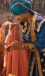 In foto Will Smith (52 anni) Dall'articolo: Aladdin, su IBS il DVD di un live action dal tocco magico.
