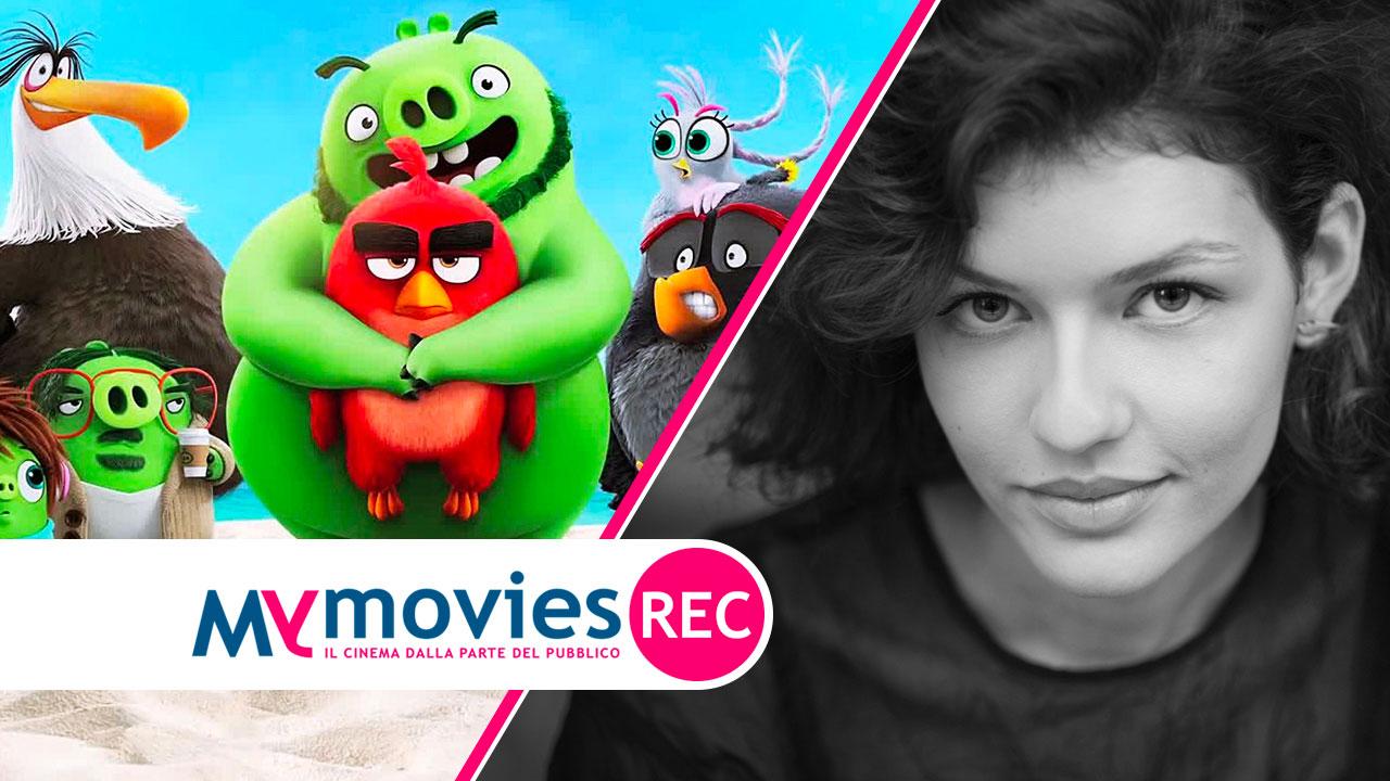 -  Dall'articolo: Angry Birds 2 - Nemici amici per sempre, la video recensione.