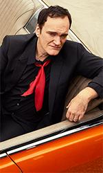In foto Quentin Tarantino (56 anni) Dall'articolo: Con Tarantino è ancora Hollywood vs Hollywood.