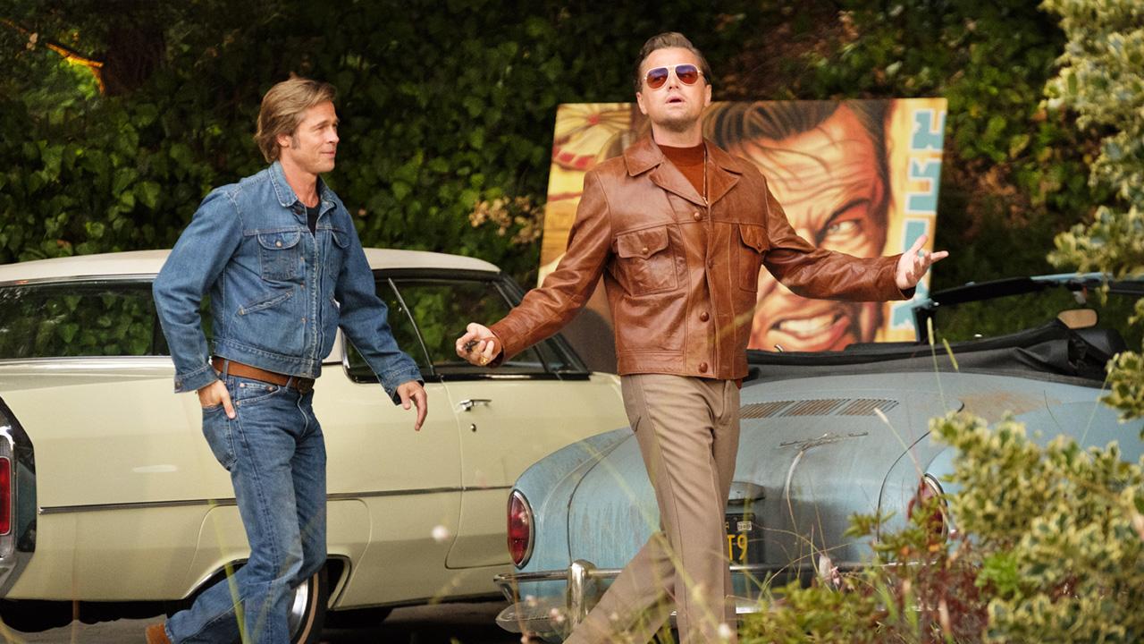 In foto Brad Pitt (56 anni) Dall'articolo: Tarantino si conferma fortissimo e incassa altri 887mila euro.