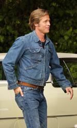 In foto Brad Pitt (57 anni) Dall'articolo: Tarantino si conferma fortissimo e incassa altri 887mila euro.