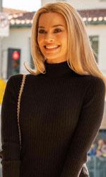 In foto Margot Robbie (29 anni) Dall'articolo: Tarantino continua a stupire e incassa in pochi giorni 3,6 milioni totali.