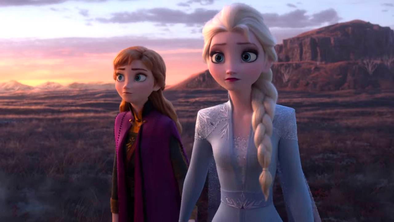 -  Dall'articolo: Frozen II - Il Segreto di Arendelle, il trailer italiano ufficiale del film [HD].