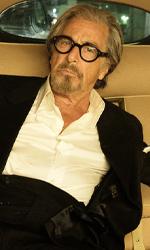 In foto Al Pacino (80 anni) Dall'articolo: Tarantino continua la sua corsa con un lunedì da oltre mezzo milione.