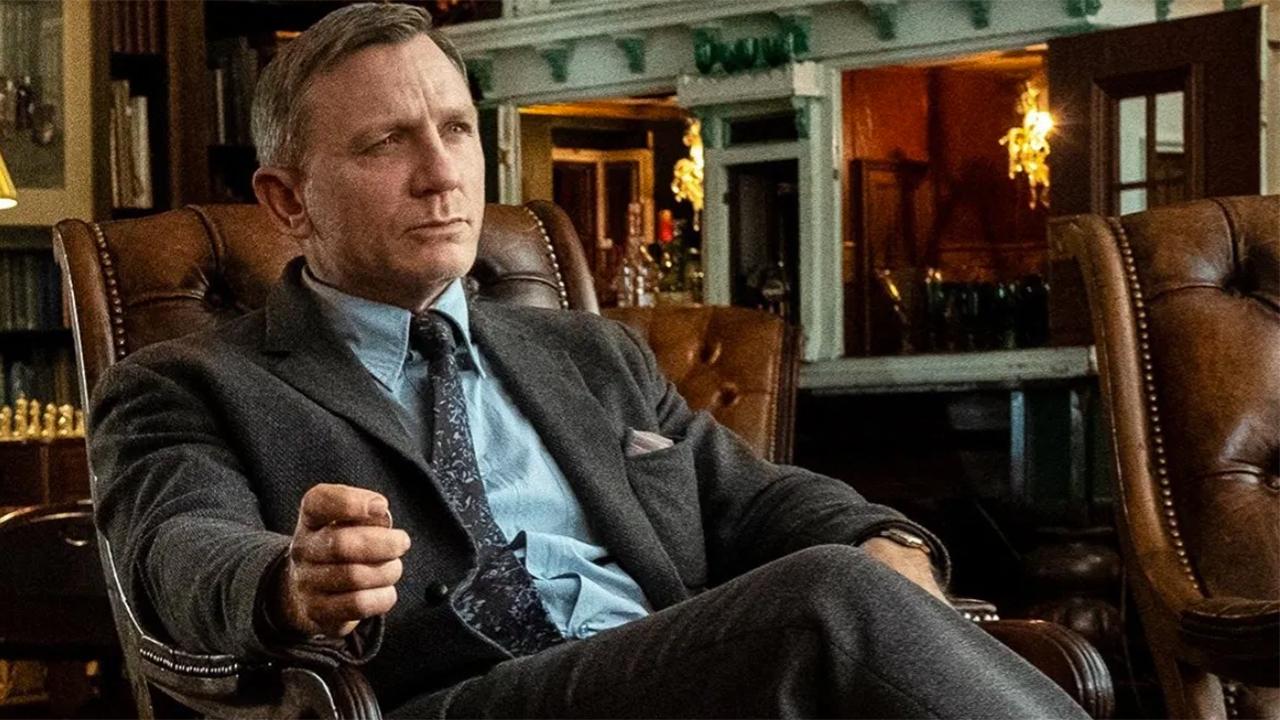 In foto Daniel Craig (53 anni) Dall'articolo: Knives Out, Daniel Craig diventa detective per un giallo tradizionale.
