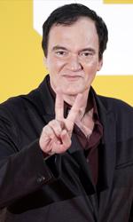 In foto Quentin Tarantino (56 anni) Dall'articolo: E se Tarantino rigirasse Notorious? Che remake! da storia del cinema.