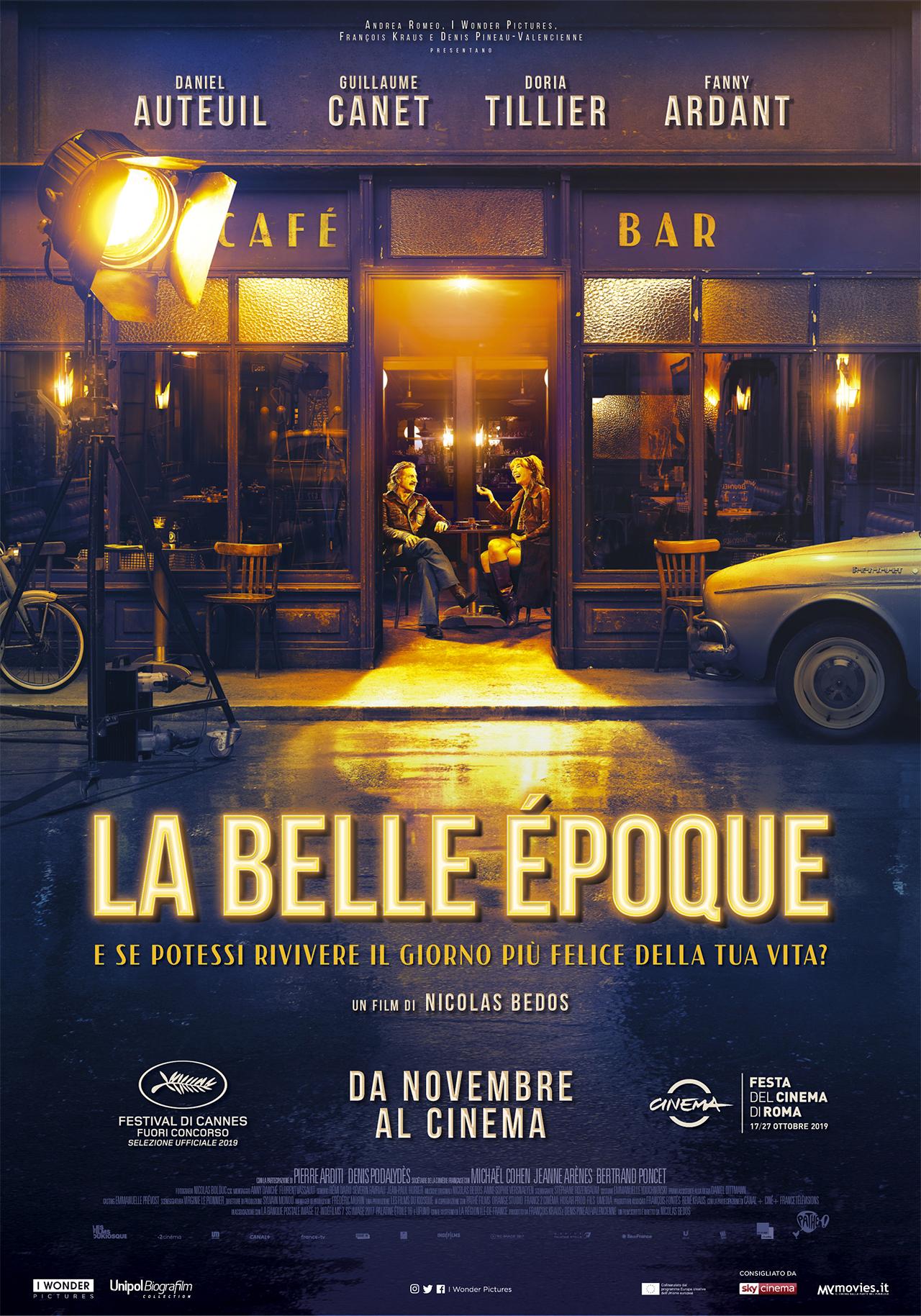 -  Dall'articolo: La belle époque, il poster italiano del film.